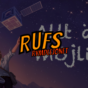 Rufs: The Space Lion
